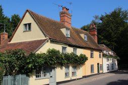 Cottages, Dedham