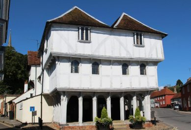 Guildhall, Thaxted
