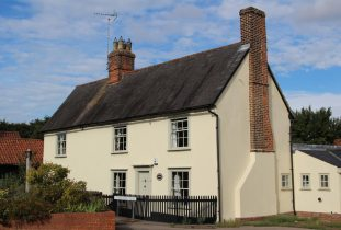 Littlebury Farmhouse, Littlebury