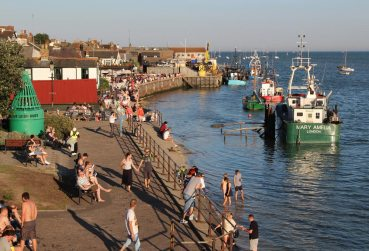 Quayside, Old Leigh, Leigh-on-Sea