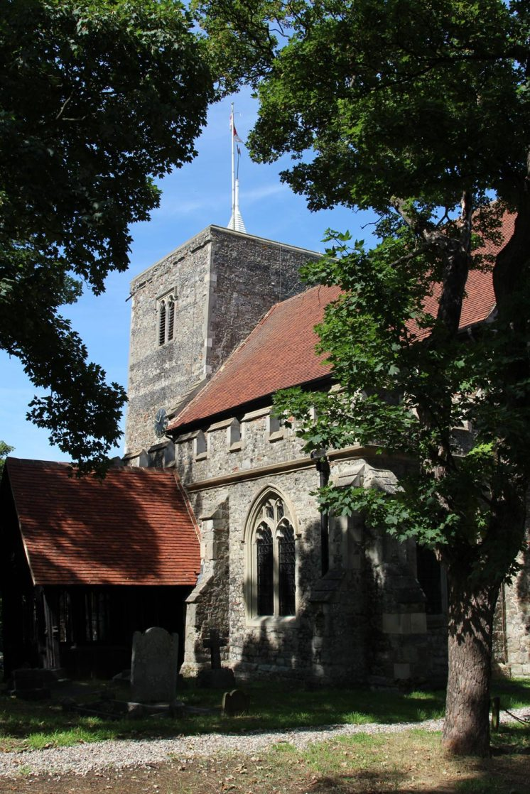 St. Mary's Church, South Benfleet