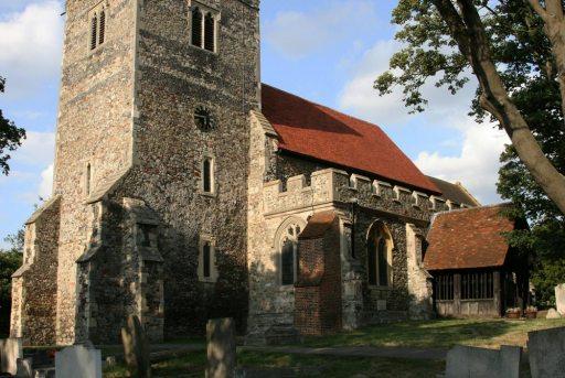 St. Mary's Church, South Benfleet