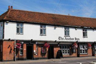 The Anchor Inn, South Benfleet