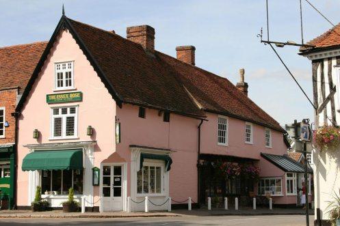 The Essex Rose Tea House, Dedham
