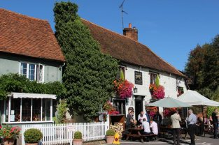 The Fox Inn, Finchingfield
