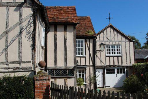 The Old Post House, School Lane, Dedham
