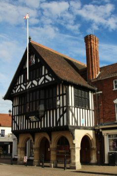 Town Hall, Market Place, Saffron Walden