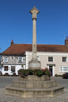 War Memorial, Dedham