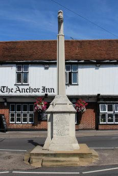 War Memorial, South Benfleet