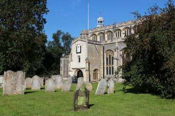 St. Mary's Church, East Bergholt