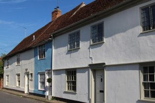 Cottages, Court Street, Nayland