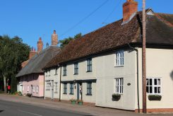 Cottages, Stoke-by-Clare
