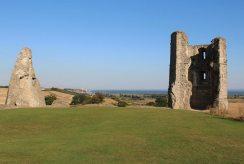 Edward III Towers, Hadleigh Castle, Hadleigh