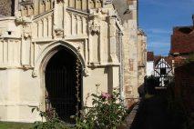 St. James' Church, Nayland