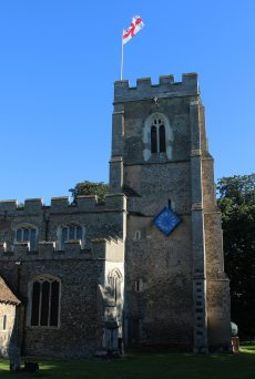 St. John the Baptist Church, Stoke-by-Clare