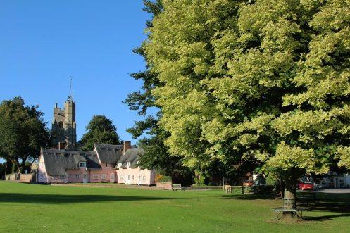 Village Green, Cavendish