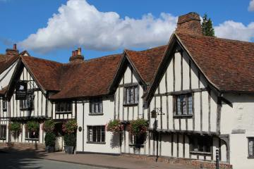 The Swan Hotel, High Street, Lavenham