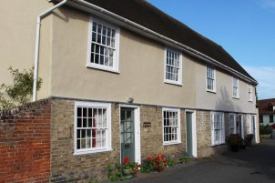 Cottages, Stoke-by-Nayland