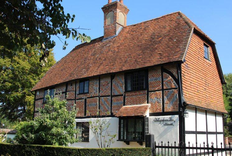 Nottyngham Fee House, Nottingham Fee, Blewbury
