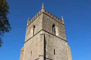 St. Augustine's Church tower, East Hendred