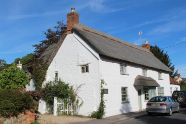 The Old Post House, Uffington