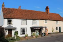 The Open Road Bookshop, Park Street, Stoke-by-Nayland