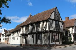 Wool Hall, corner of Lady Street and Water Street, Lavenham