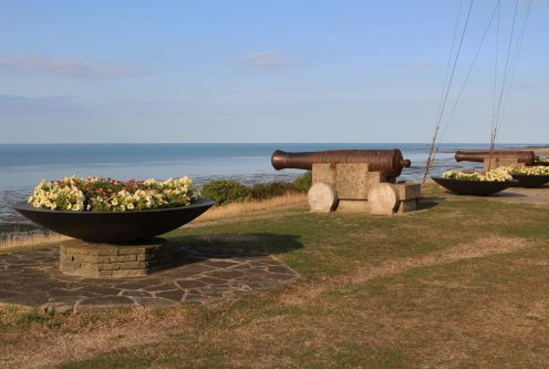 Cannons, Tankerton Slopes, Whitstable