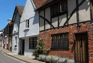 Chantry Cottage, St. Peter's Street, Sandwich