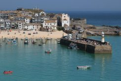 Harbour and Smeaton's Pier, St. Ives