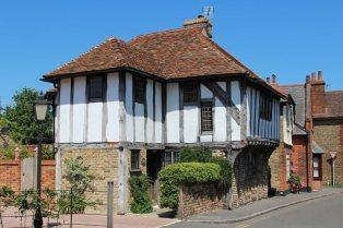 Medieval cottage, Sandwich