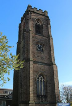 St. Mary's Church Tower, Eastwood