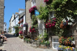 The Grey Mullet Guest House, Bunkers Hill, St. Ives