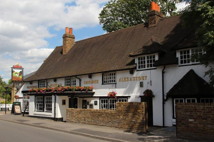 The Plough Inn, Norwood Green