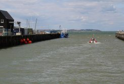 Whitstable Harbour, Whitstable