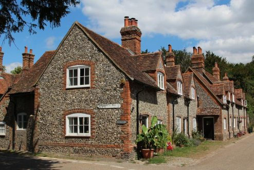 Cottages, Hambleden