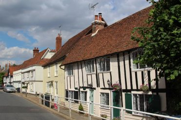 Cottages, High Street, Much Hadham