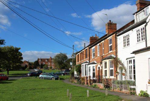 Cottages, The Green, Quainton