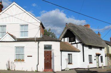 Green End and Corner Cottage, Quainton