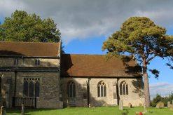 Holy Cross and St. Mary Church, Quainton