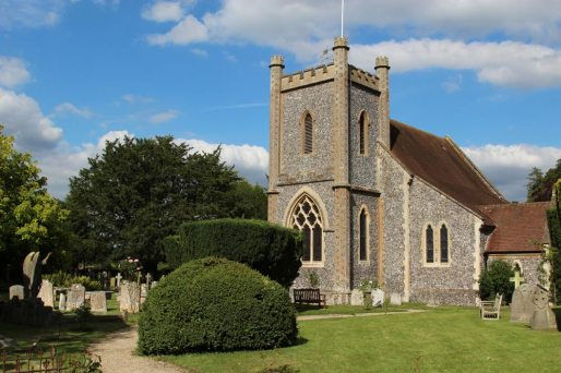 St. Nicholas Church, Remenham