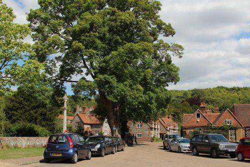 Village Square, Hambleden