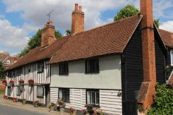 Vine Cottages, Much Hadham