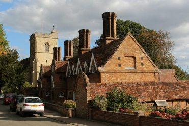 Winwood Almshouses, Church Street, Quainton