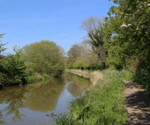 Kennet and Avon Canal, between Pewsey Wharf and New Mill