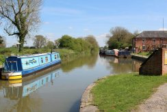Kennet and Avon Canal, Pewsey Wharf