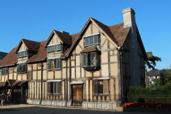 Shakespeare's Birthplace, Henley Street, Stratford-upon-Avon