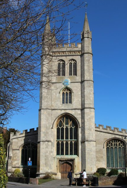 St. Nicolas Church, Newbury