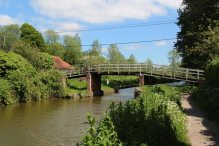 Station Road Footbridge No. 83, Kennet and Avon Canal, Hungerford