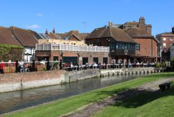 The Lock Stock & Barrel, Kennet and Avon Canal, Newbury
